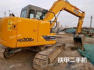 加藤HD308R挖掘机