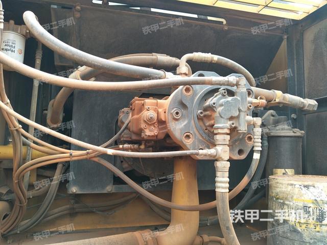 广西南宁市加藤HD1430III挖掘机