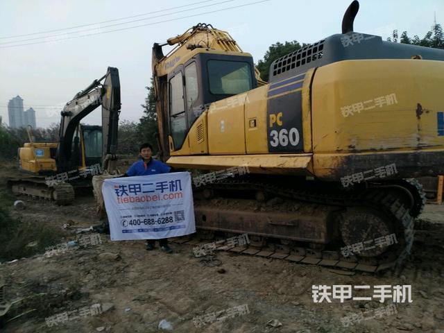 江西南昌市小松PC360-7挖掘机