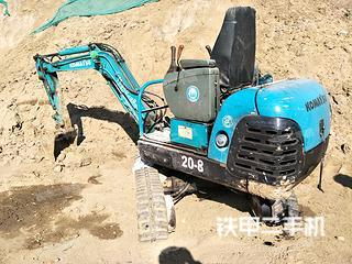 中国北车BC8018挖掘机
