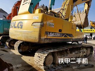 临工LG6220挖掘机