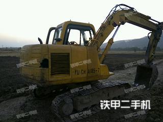 玉柴YC85-7挖掘机