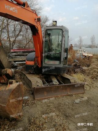 日立ZX55挖掘机
