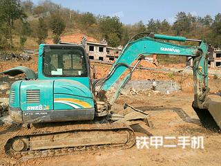 山河智能SWE70E挖掘机