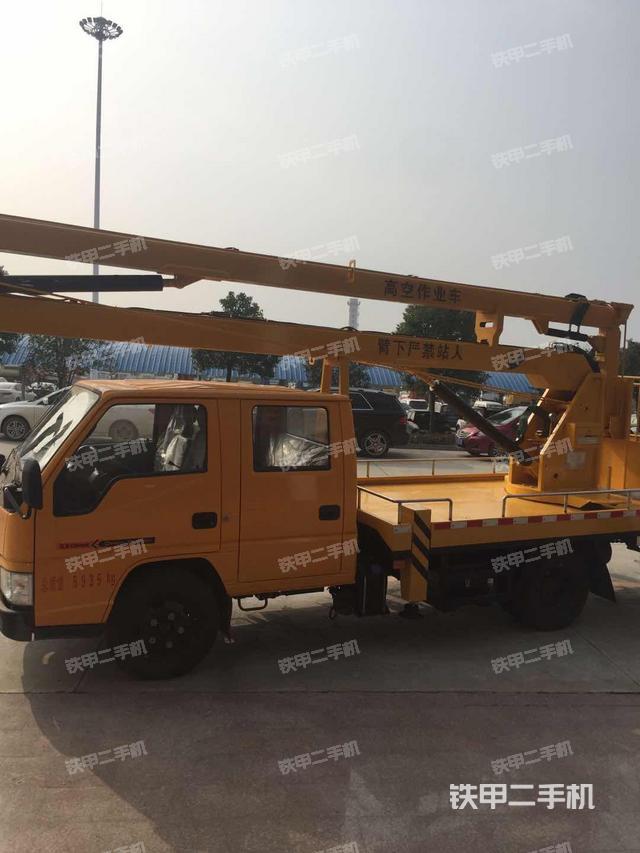广西南宁市湖北东正LVBV3ABB高空作业机械