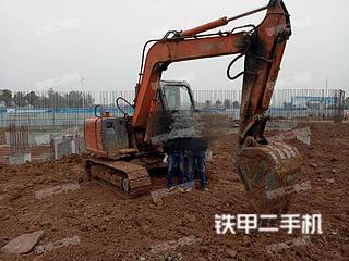 日立ZX70国产挖掘机
