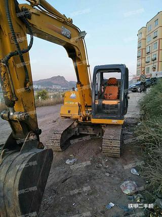 卡特重工CT80-8A挖掘机
