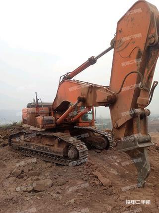 斗山DX500LC挖掘机