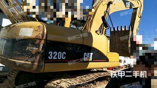 卡特彼勒320C挖掘机