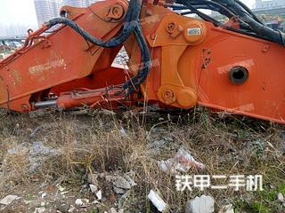 日立ZX450LC(HL)-3进口加长臂拆除臂