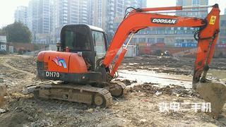 斗山DH60-7Gold挖掘机