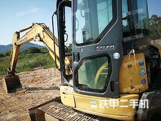小松PC50MR挖掘机