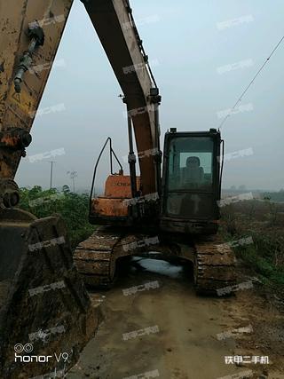 江麓机电CN150LC-6挖掘机