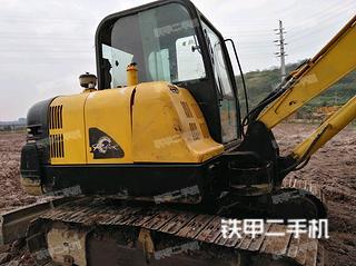 现代R60-7挖掘机