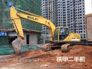 临工LG210挖掘机