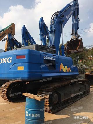 山重建机GC458LC-8挖掘机