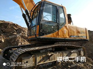 三一重工SY220C挖掘机