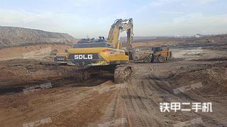 临工LG6360E挖掘机