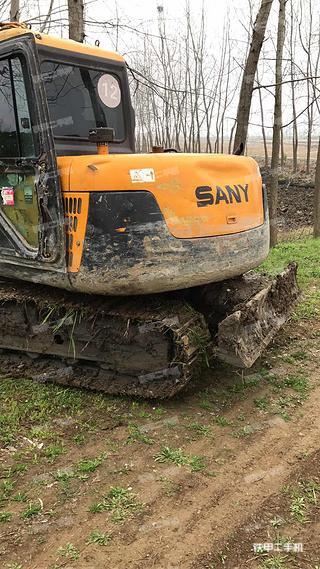 三一重工SY75C-8挖掘机