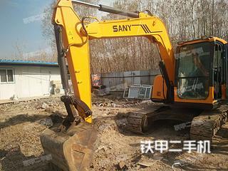 三一重工SY75挖掘机