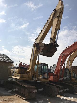 小松PC350-7挖掘机