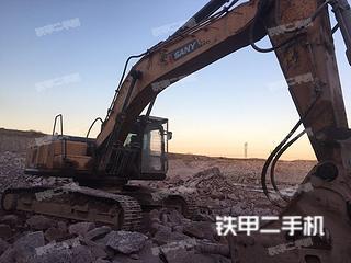 三一重工SY385H-9挖掘机