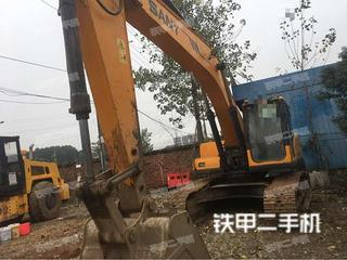 三一重工SY235C-8挖掘机