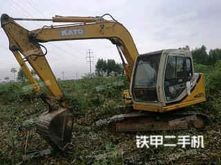 加藤HD307挖掘机