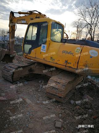 现代R190-5挖掘机