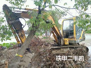 玉柴YC55挖掘机