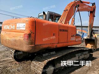 日立ZX200-6挖掘机