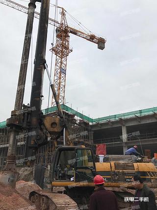 雷沃重工FR622C旋挖钻