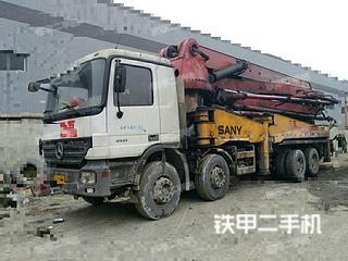 三一重工SY5388THB48泵车
