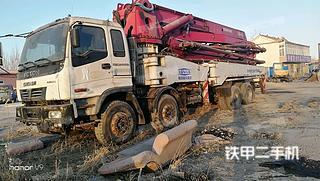 福田雷萨BJ5124THB绿车载泵