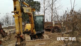 山特重工STB-80破碎挖掘机