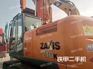 日立ZX210K-3挖掘机