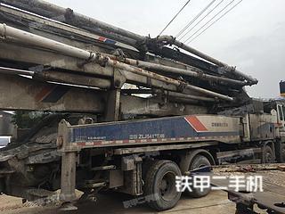 中联重科ZLJ5417THB49泵车