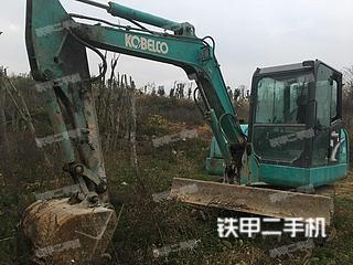 神钢SK60-8挖掘机