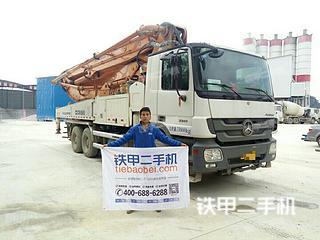 中联重科ZLJ5339THB 49X-6RZ泵车