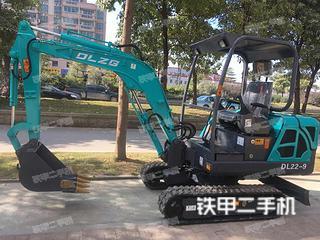 德力DL22-9挖掘机