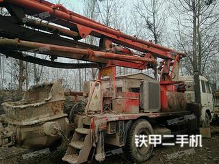 鸿达建工HDL5131THBHBC80-15-110S泵车