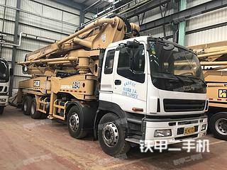 欧标机械XZQ5380THB47R泵车