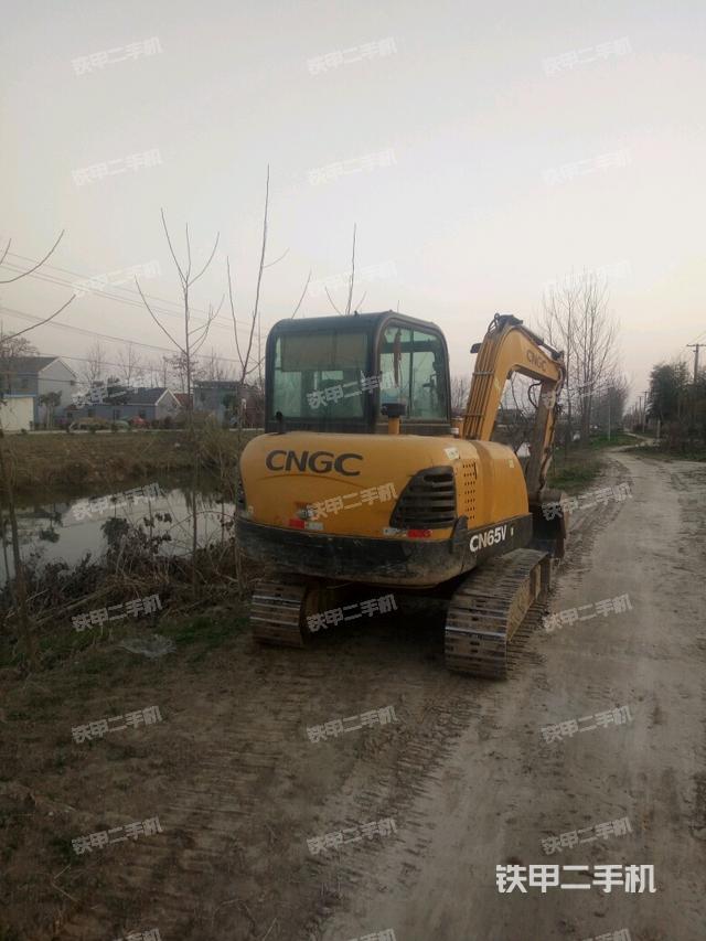 江苏盐城市江麓机电CN65V挖掘机