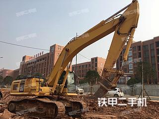 小松PC350-10挖掘机