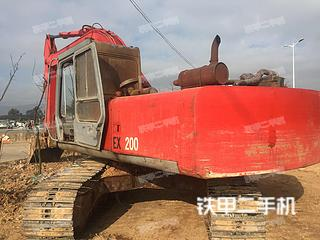 日立EX200挖掘机