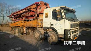 三一重工SY5420THB48泵车