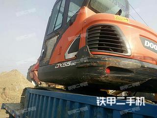 斗山DH55挖掘机