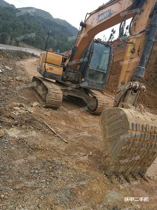三一重工SY115C挖掘机
