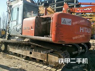 日立EX120-2挖掘机