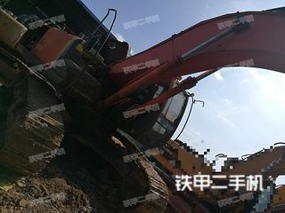 日立EX350LC挖掘机